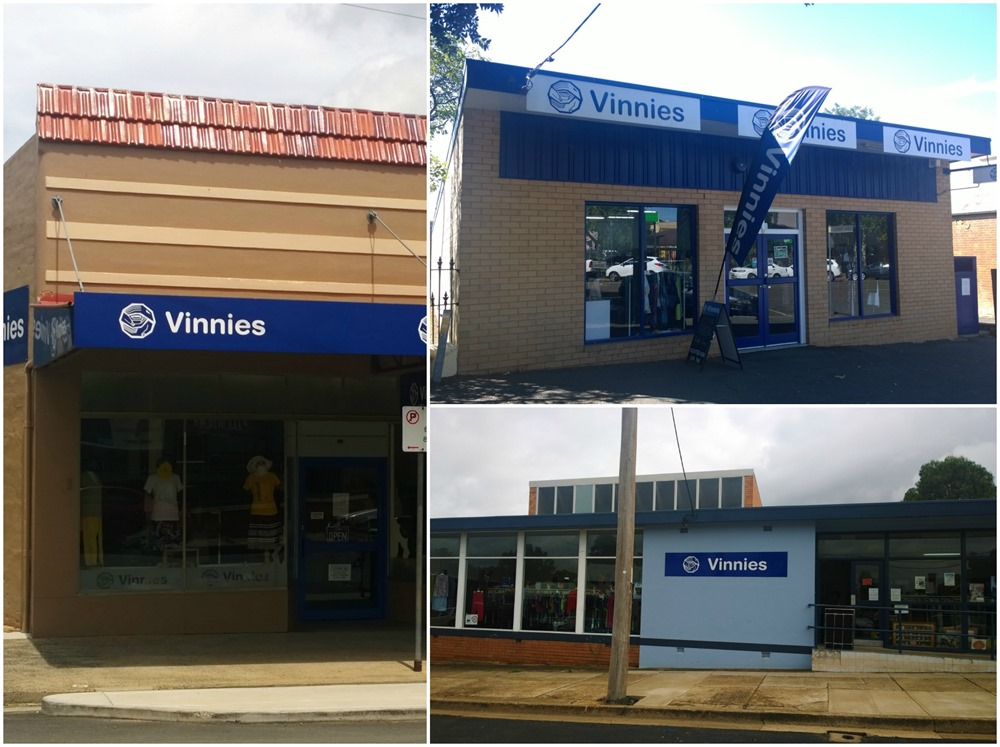 The Treasure Hunt: Vinnies of the Central West