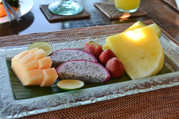 Chedi Fruit