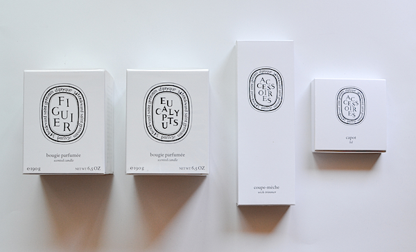Diptyque collection