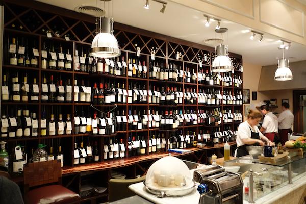 Budapest - Bock Bistro Wine