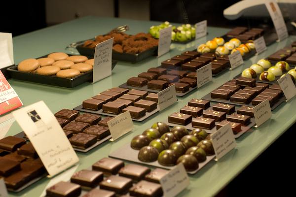 Budapest - Food Tour Chocolates