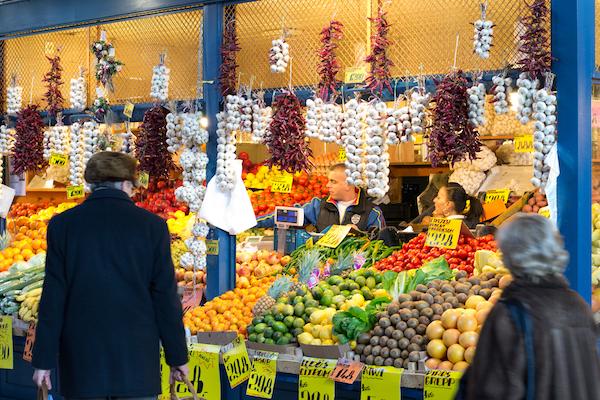 Budapest - Food Tour Fruits