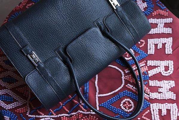 Hermes Indigo Drag bag