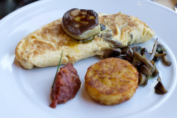 FSG - Goose Liver Omelette
