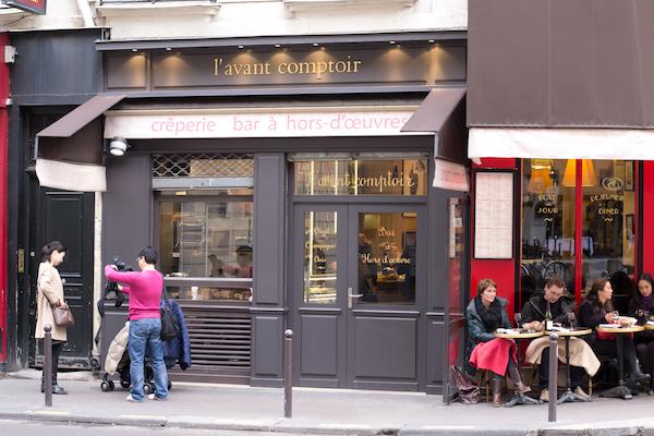 Paris - Avant Outside