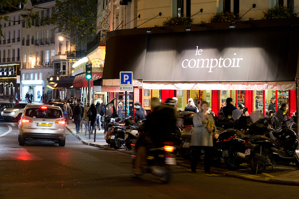 Paris - Comptoir