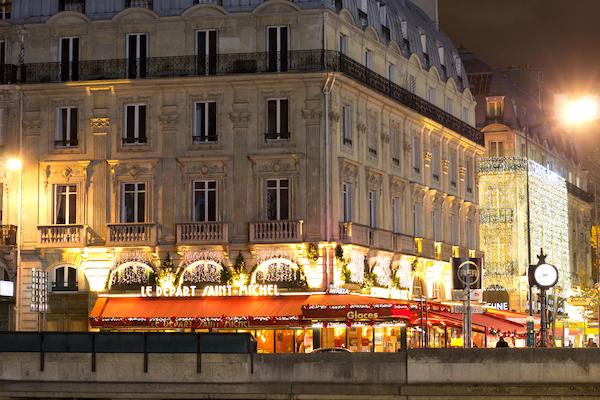 Paris - St Germain Night