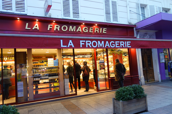 Rue Cler Fromage