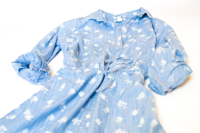 Old Navy Gingham