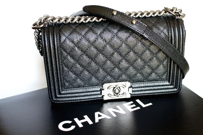 515f4ac7104b The Chanel Boy Bag | Feather Factor