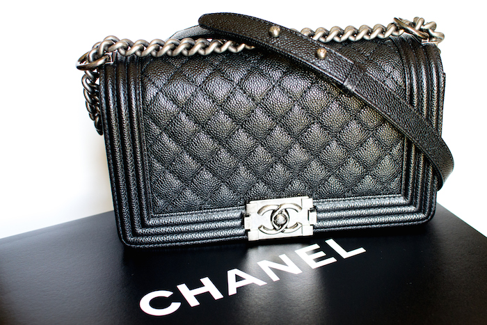 27c987c261ce The Chanel Boy Bag | Feather Factor