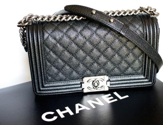 Chanel Boy Box