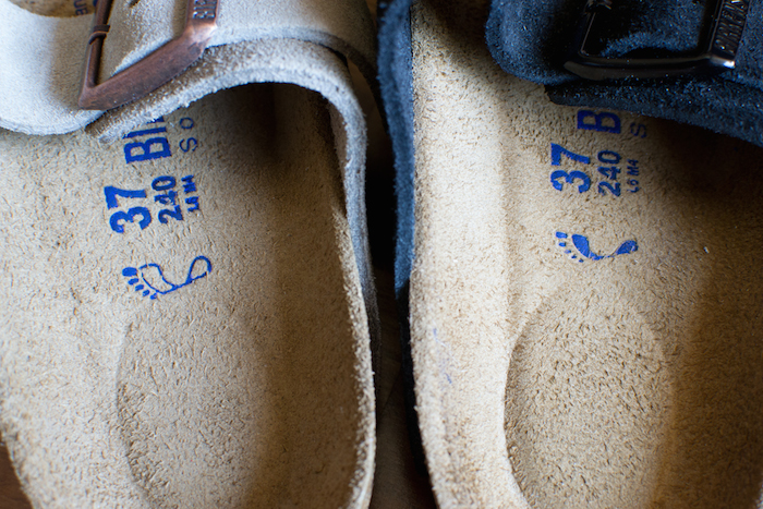 Birkenstock narrow versus wide
