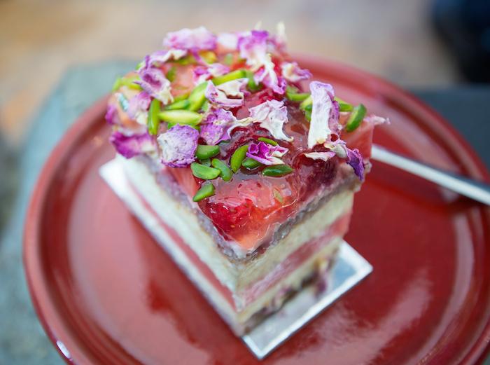 Sydney Black Star Bakery Watermelon Cake