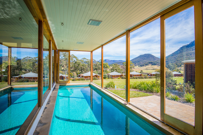 Emirates Wolgan Valley Pool