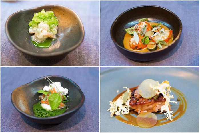 Southern Ocean Lodge Dinner