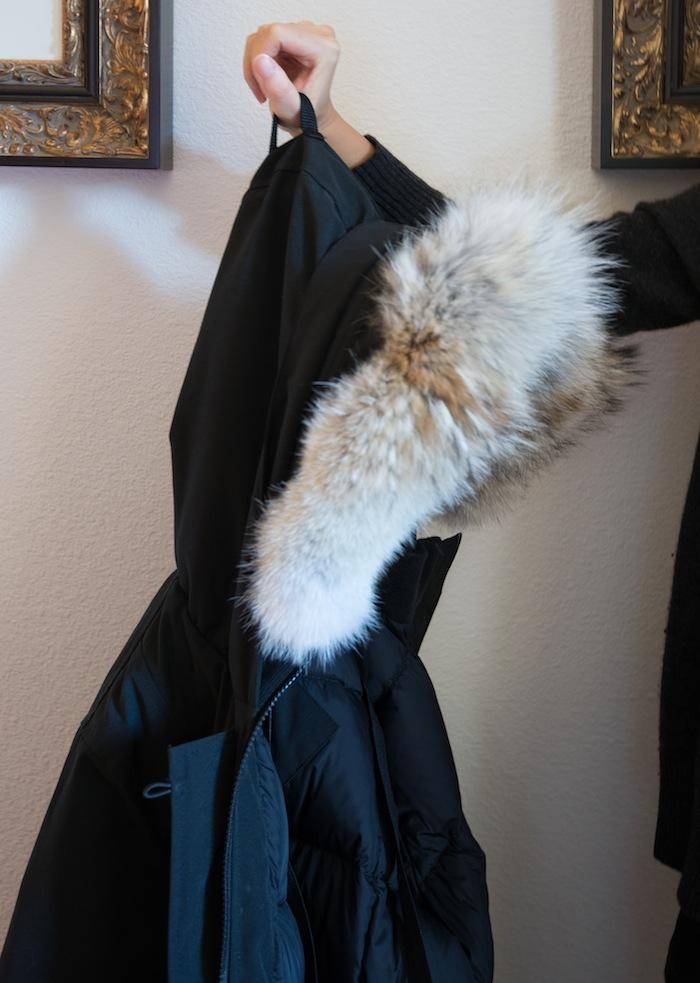 Canada Goose Kensington Hood