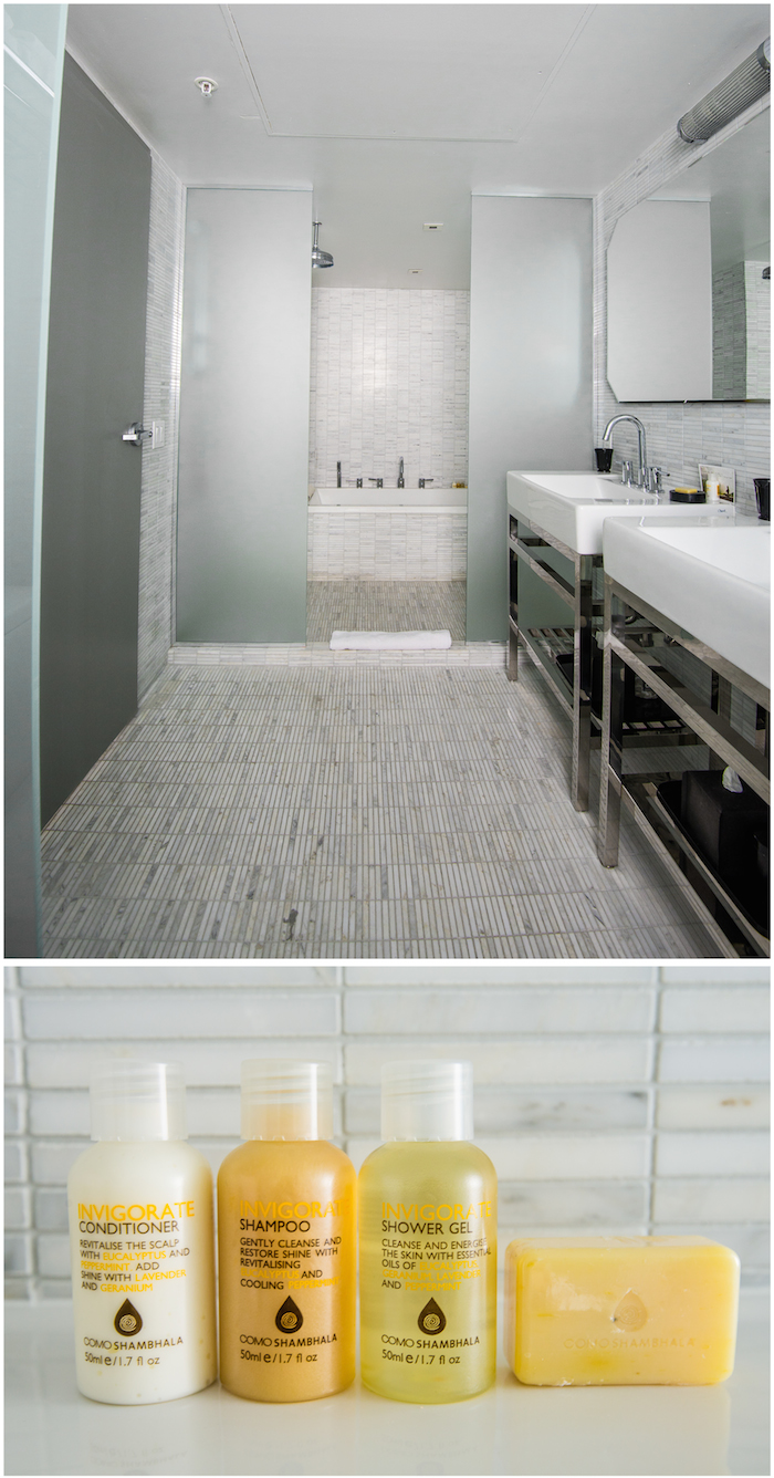 Como Metropolitan Miami Bathroom