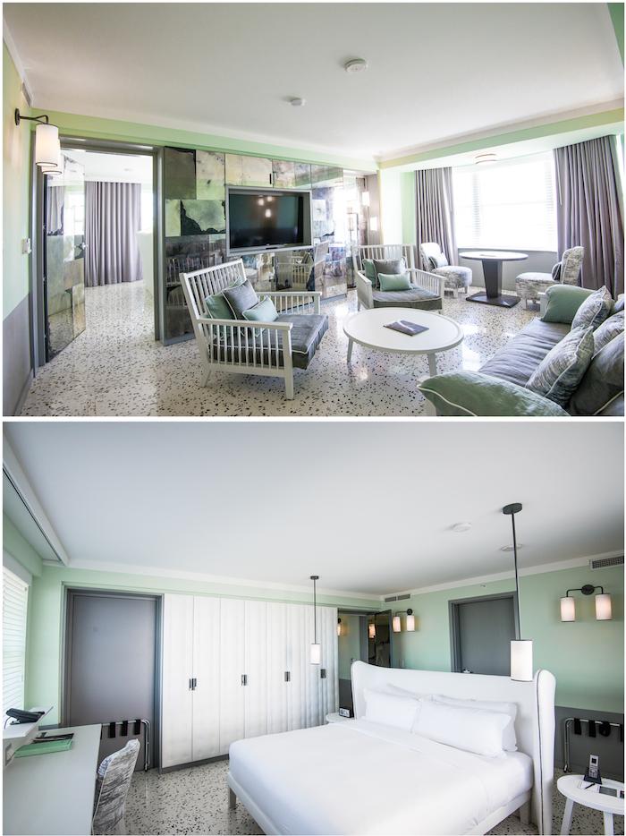 Como Metropolitan Miami Bedroom