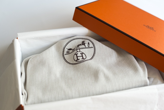 Hermes Box Open