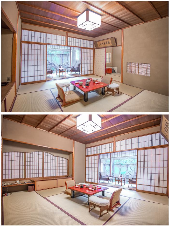 Hiiragiya Room