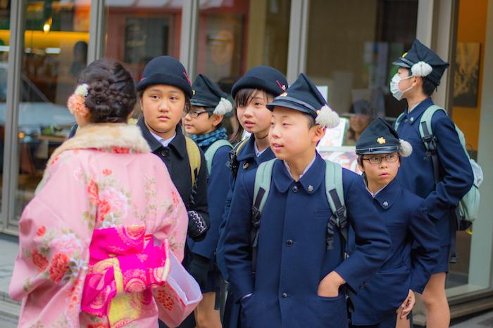 Kyoto Schoolboys