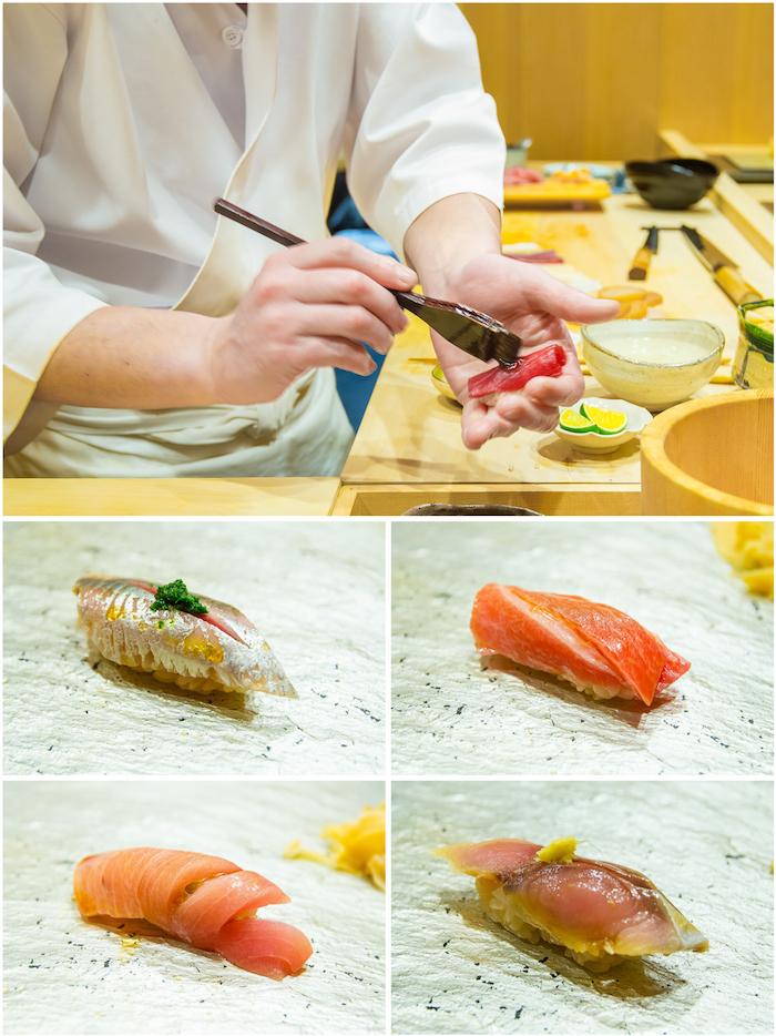Sushi Iwa Food