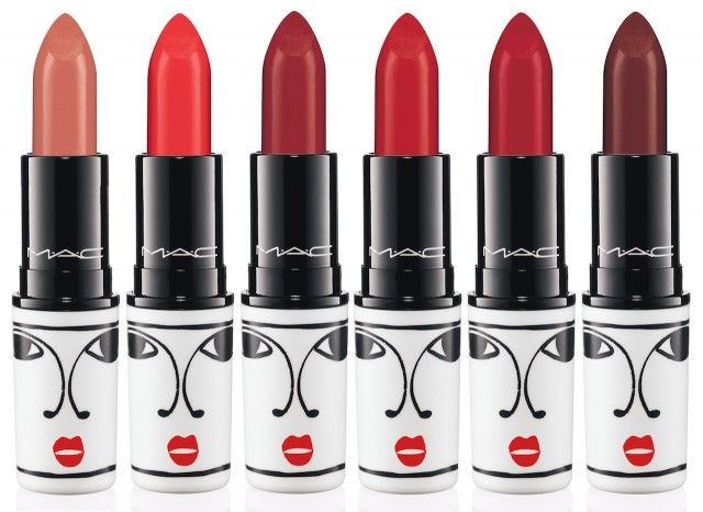 Toledo MAC Lipsticks