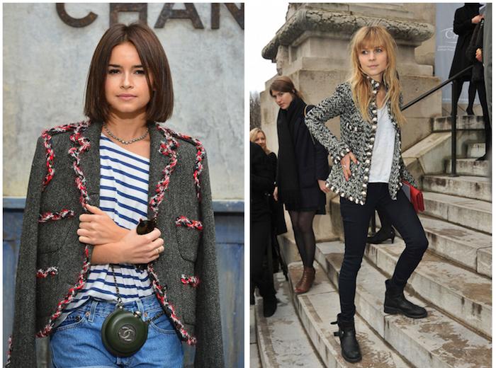 Chanel Jacket Miroslava