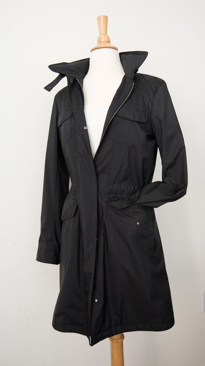 Loro Piana Trench Full