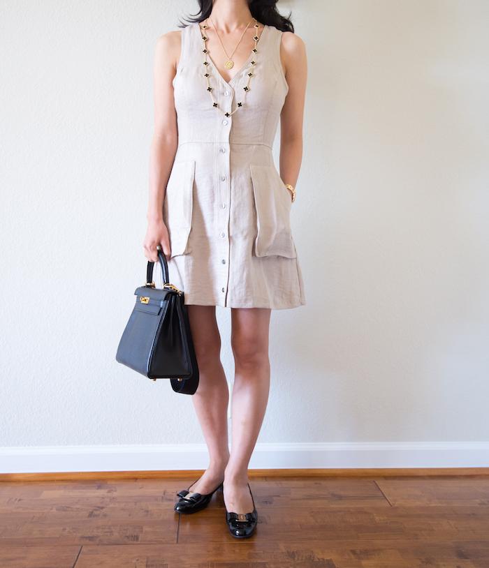 AYR dress