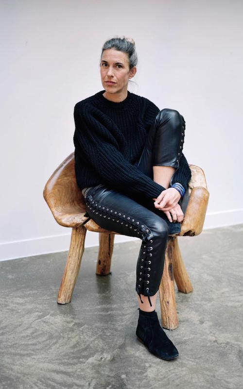 Isabel Marant S Rules For Dressing Feather Factor