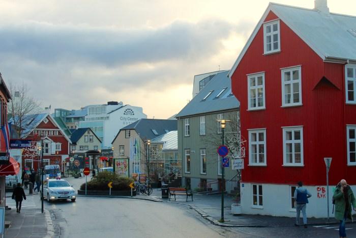 Vesturgata, Reykjavík, Iceland