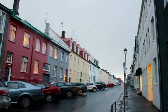 Ránargata, Reykjavík, Iceland travel tips