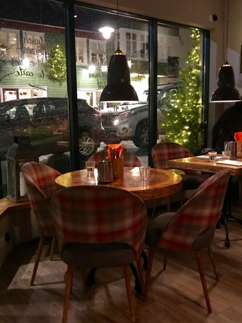 Reykjavik restaurants Ostabúðin