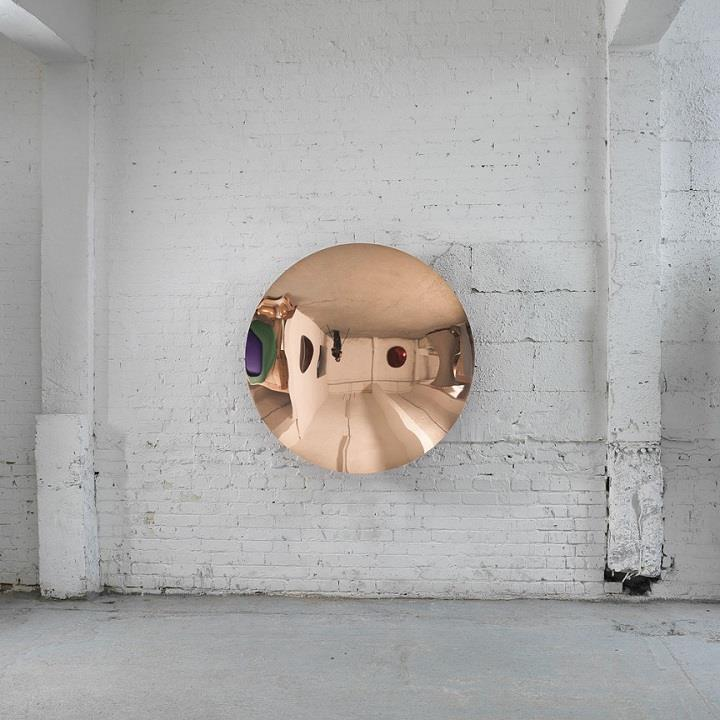 Anish Kapoor Reflection Feather Of Me