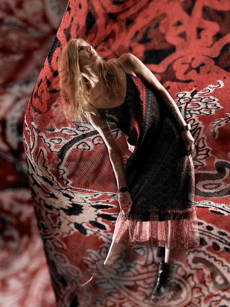 Sadie Chiffon Dress