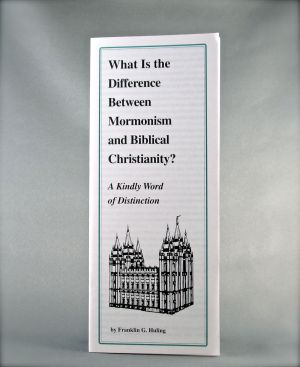 What Is the Difference Between Mormonism and Biblical Christianity?