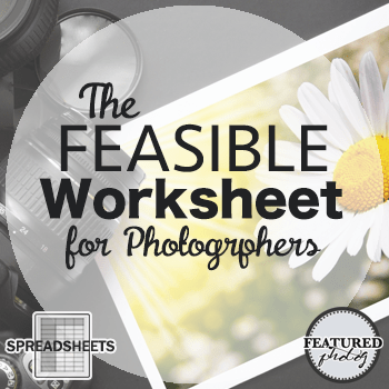 Feasible Worksheet - FEATURED photog