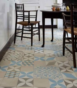 Fez Light Sheet Vinyl Flooring