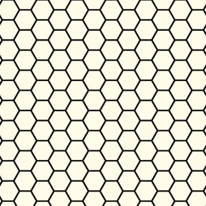 Hex Sheet Vinyl Flooring