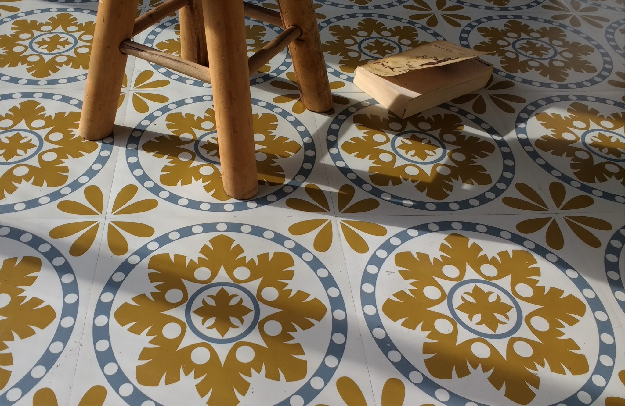 Sorzano Original Vinyl Floor Tile 163 20 Per M2