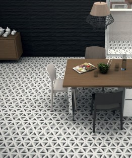 Hexagram Porcelain Tiles