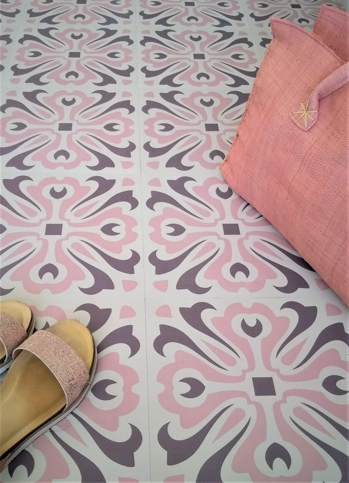 Havana Dawn Vinyl Floor Tile 163 20 Per M2