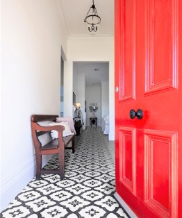 Hallway Tiles