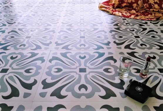 Havana Night Vinyl Floor Tiles