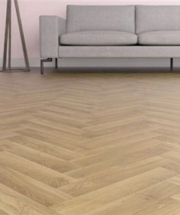 Herringbone Oak Sheet Vinyl Flooring