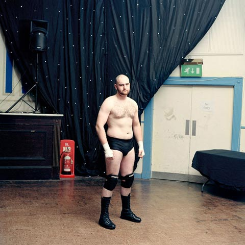 wrestlers Daniel Patrick Lilley photography