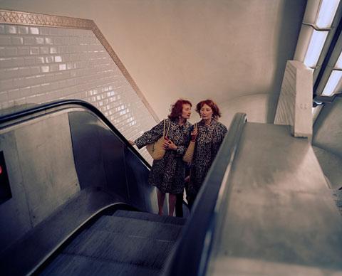 Parisian identical twins maja daniels photography