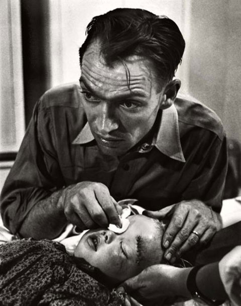 W. Eugene Smith Country Doctor 1948 photography